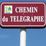 16 septembre 2017, journée du patrimoine : le télégraphe de Chappe