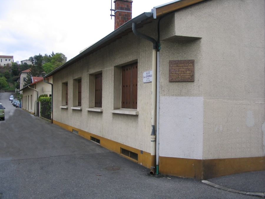 L'usine Boimondau à Valence