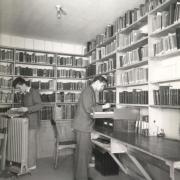 La bibliothèque de Boimondau
