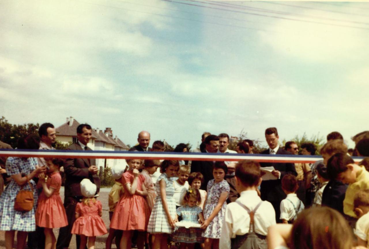 18 juin 1961, Inauguration du Pre-Brochet