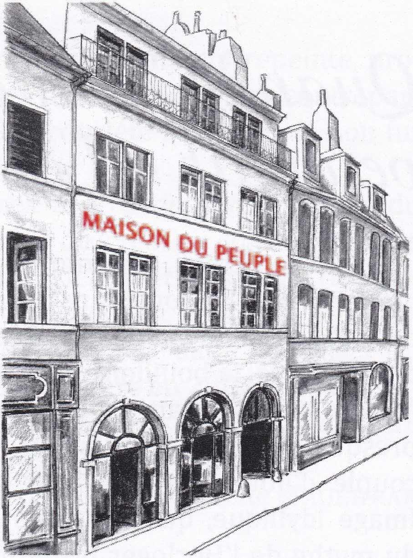 Maison du Peuple, Besançon