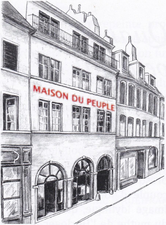 Amis de la maison du peuple à Besançon