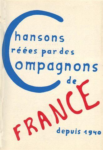 Chansons créées par les Compagnons de France