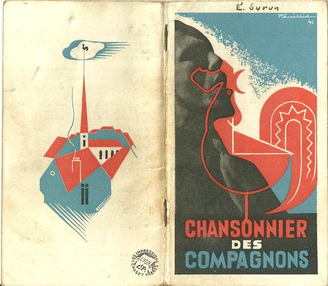 Chansonnier Compagnons de France