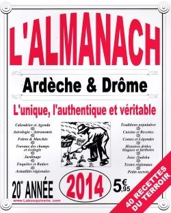 Almanach Drôme & Ardèche