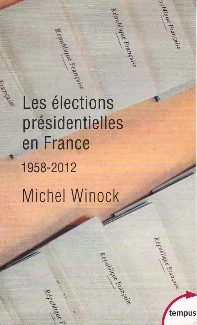 Elections présidentielles en France