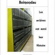 L2019 bmd les archives ont leur histoire