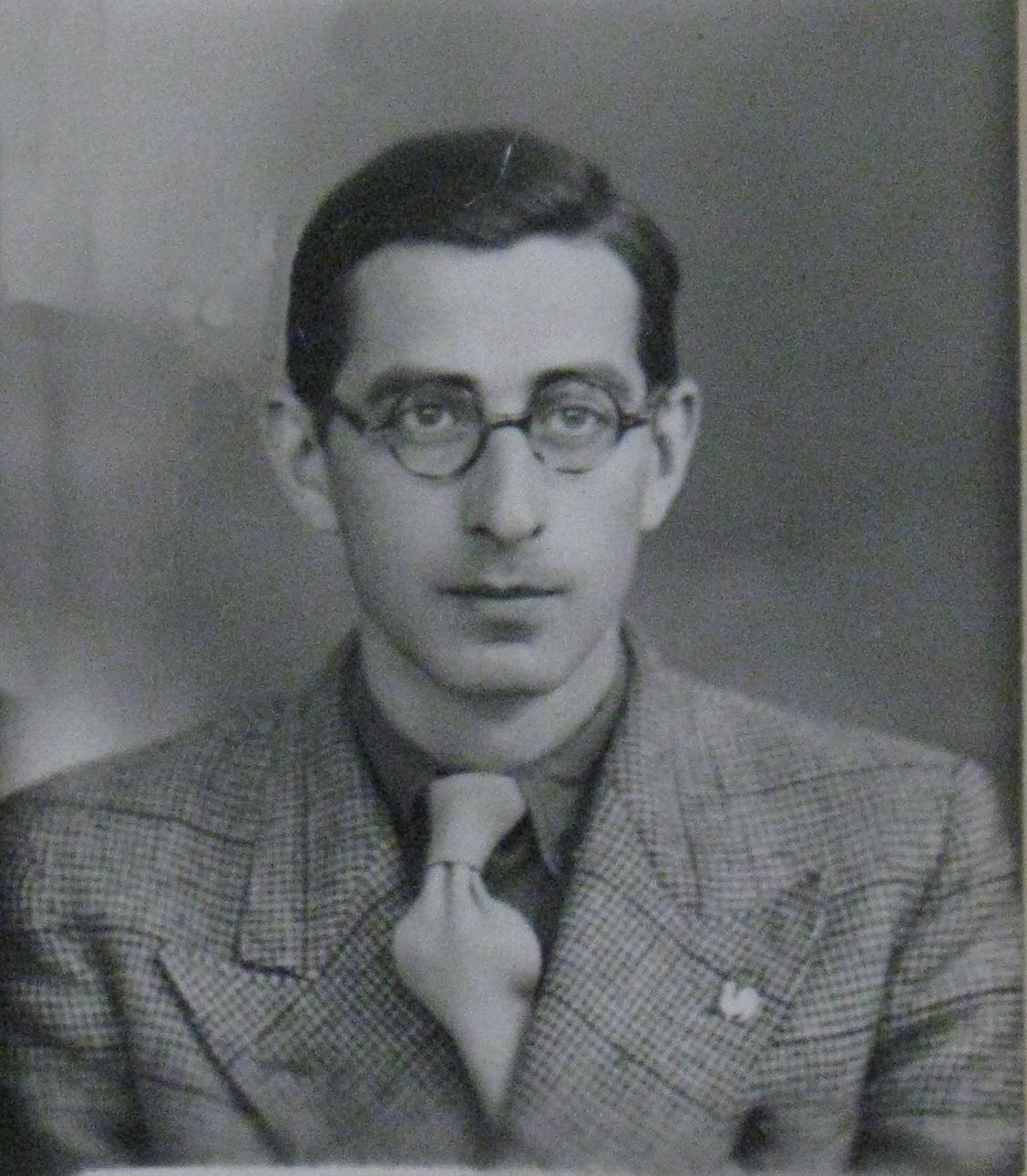 Marcel Barbu en Compagnons de France