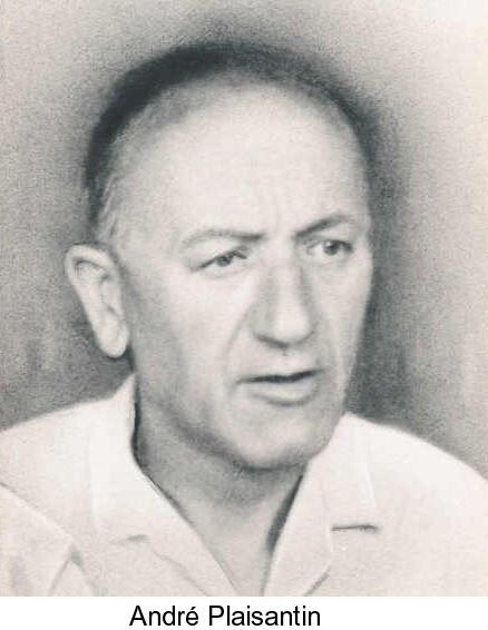 André PLAISANTIN