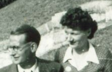 Denise et Louis BOUVET