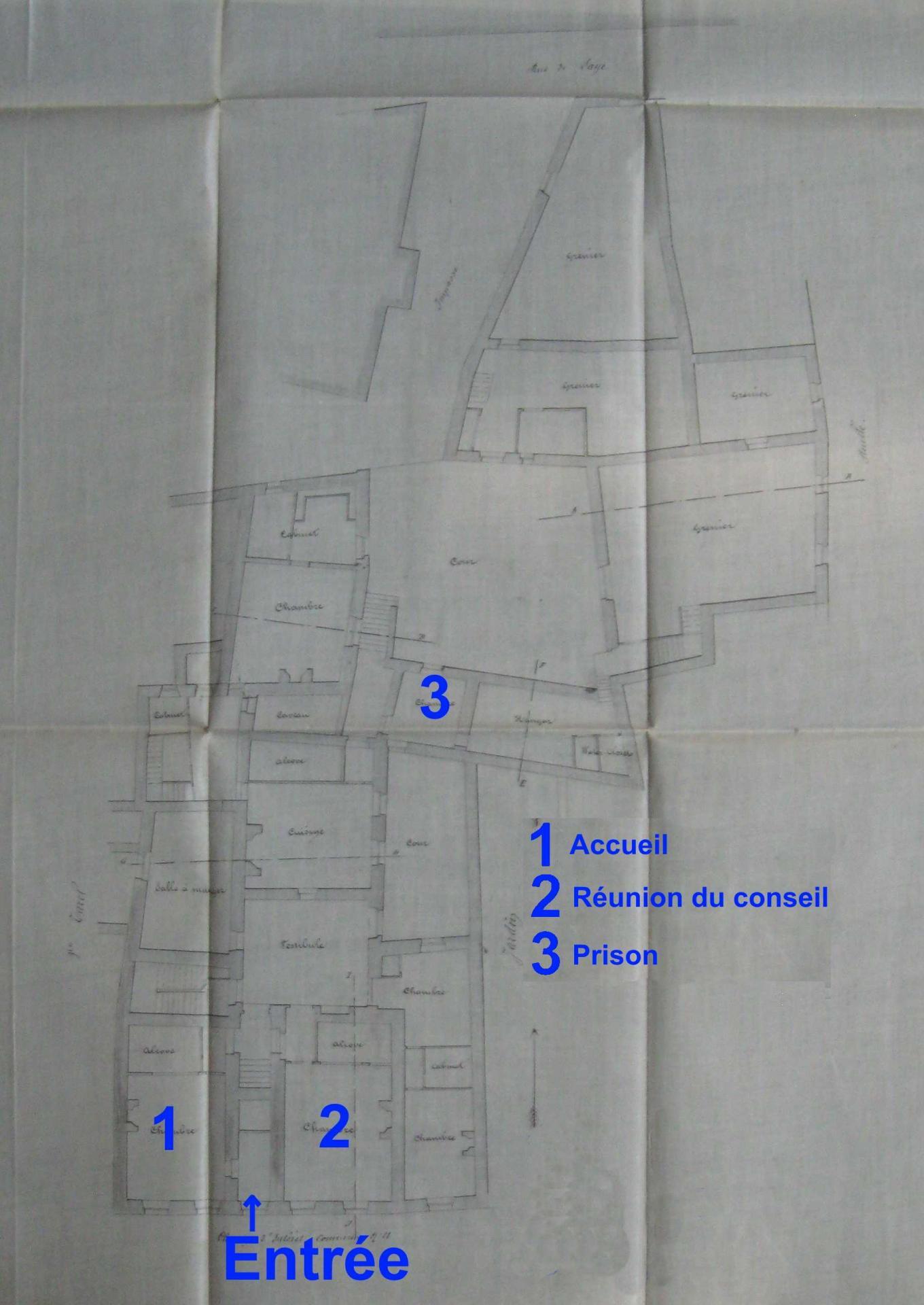 Mairie d'Etoile