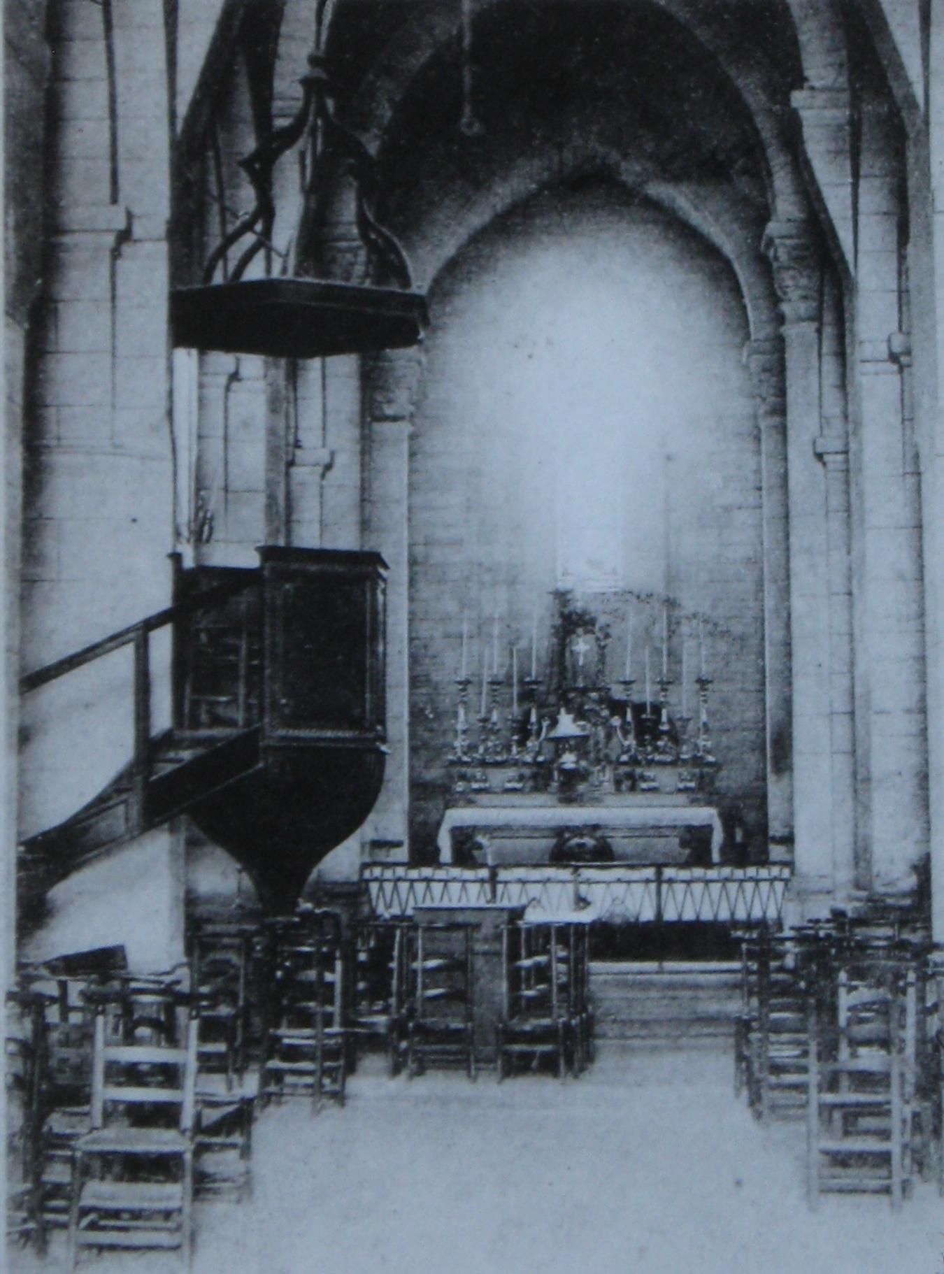 Eglise d'Etoile-sur-Rhône