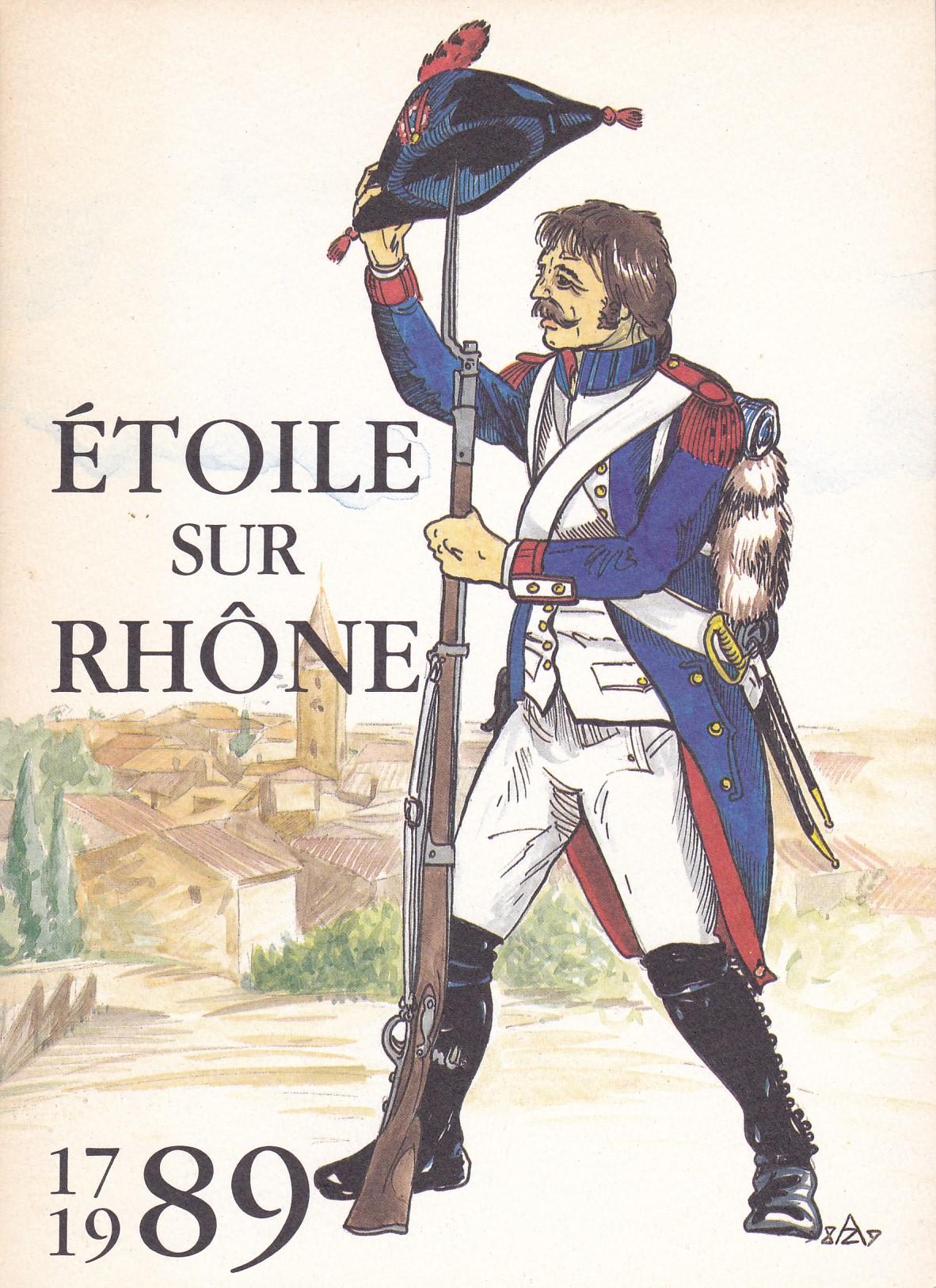 ÉTOILE SUR RHÔNE 1789-1989